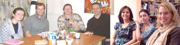 Dutch Conversation Groups Groningen not larger than 5